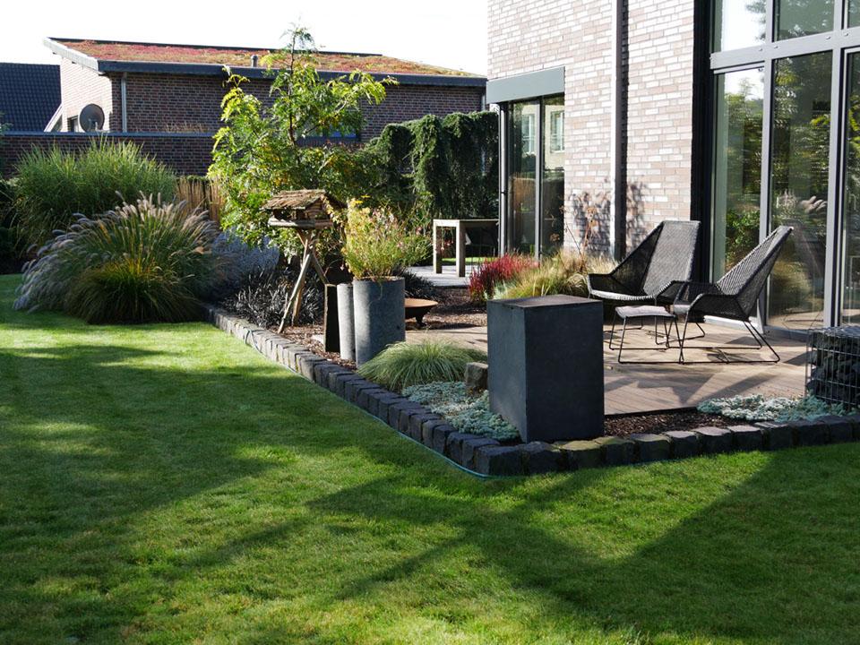 Wohngarten mit fernsicht gilhaus garten und landschaftsbau - Kahl gartenbau ...